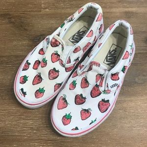 Strawberry Vans
